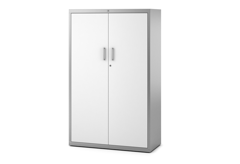 Roody armoire metallique basse portes coulissantes for Armoire salle de bain rona
