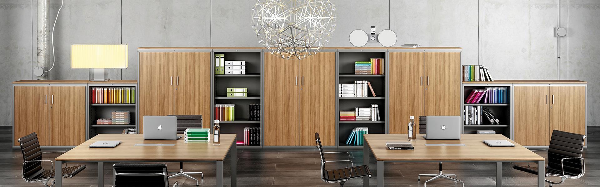 Steel cupboard AMT