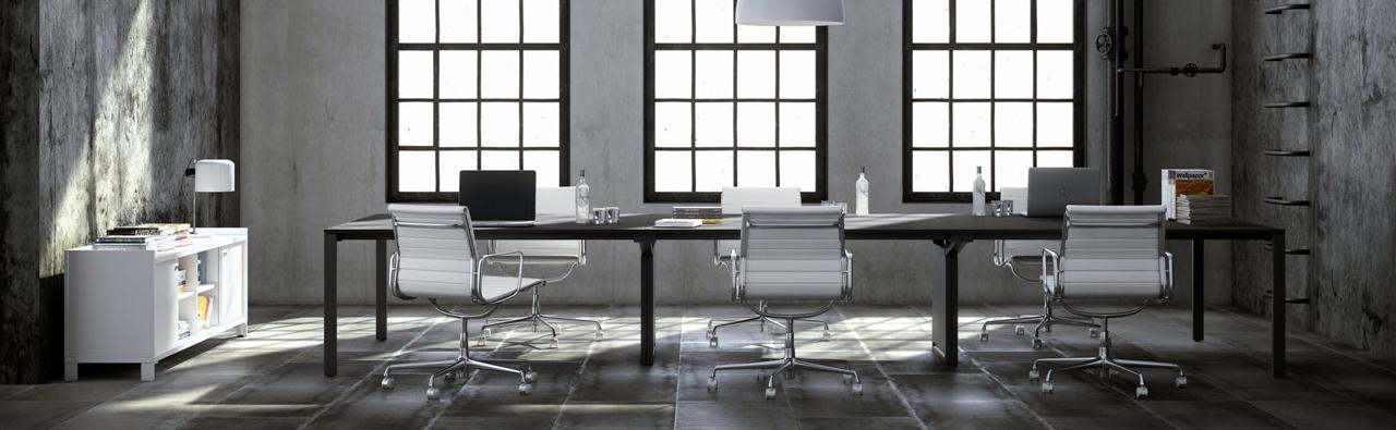 mesa reuniones adapta plus