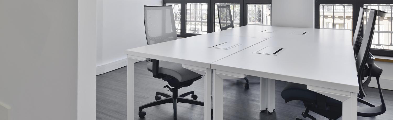 Modul mesa de oficina y colectividades