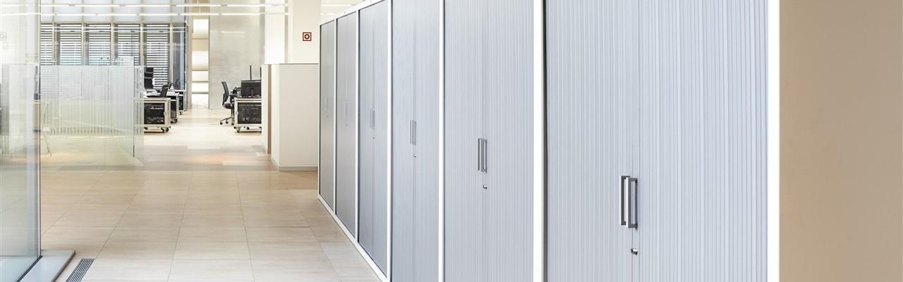 PV Plus, armario metálico de persiana