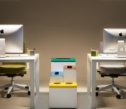 mesas de oficina adapta 2 plus