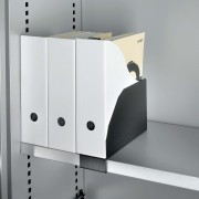 Personalise your cabinet with interior fittings to better meet all your filing needs.