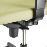 Basculación respaldo asiento (Syncro), 3 posiciones de bloqueo con sistema antiretorno de seguridad
