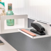 Nueva línea de accesorios que permite tener a mano todos los elementos de trabajo.