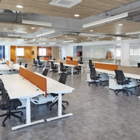 Office furniture TCare, Qbuc and S-One