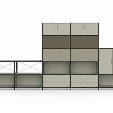 Nodum, système d'armoire modulaire
