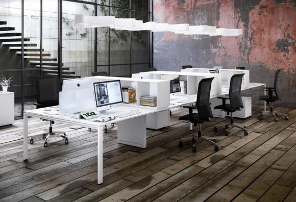 Mesa de oficinas Adapta Plus