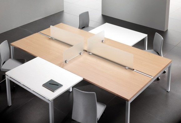 Mesa de oficinas  Adapta