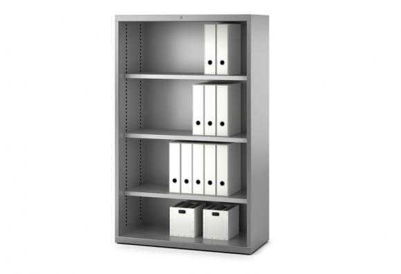 Armario metálico estanterias